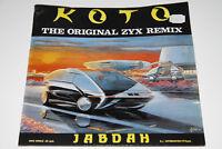 """KOTO The Original Zyx Remix Ger 1986 ZYX 12"""" Maxi Single Italo Disco washed"""