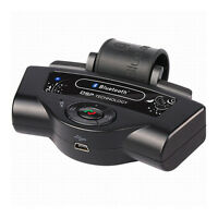 Car Wireless Steering Wheel Handsfree Bluetooth Mp3 Speaker Kit For Mobile Phone