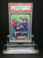 Pokemon Ultra Recon Squad 131/131 Full Art Holo Rare Forbidden Light PSA 9 Mint