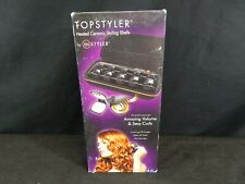TopStyler by InStyler Hot Rollers Curlers Heated Ceramic Styling Shells NEW