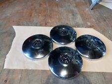 VW Beetle/T2 Chrome Hub Caps 68-