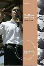 The Modern Presidency, International Edition, Pfiffner, James, Very Good, Paperb