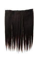Postiche large Extensions cheveux 5 Clips lisse Mélange marron 45cm L30173-2T33