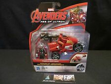 Thor & Iron Man Marvel Age of Ultron Action figures ARC ATV 2 pack Hasbro