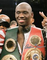 Boxer Antonio Tarver Signed 8x10 Photo COA