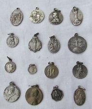 16 MEDAILLES RELIGIEUSES