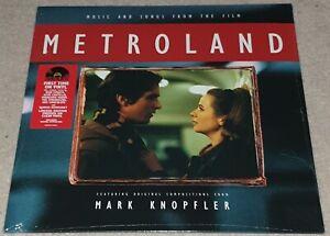 Metroland Soundtrack Clear Vinyl LP Mark Knopfler (Elvis Costello The Stranglers