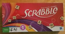 NEW 2007 Scrabble Crossword Game w/ Wooden Tiles  NEW/FACTORY SEALED