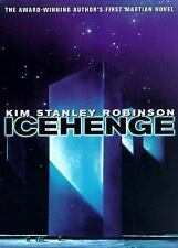 Icehenge by Kim Stanley Robinson (1998, Paperback, Revised)