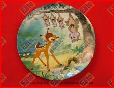 """Bambi Collectors Plate """"What's Up, Possums"""" by Knowles/Disney"""