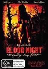 Blood Night - The Legend Of Mary Hatchet (DVD, 2011) EX-RENTAL