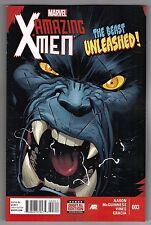 AMAZING X-MEN #3 - ED MCGUINNESS ART & COVER - MARVEL NOW! - 2014