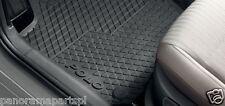 Volkswagen Polo Rear Rubber Floor Mats A05-6R GENUINE NEW