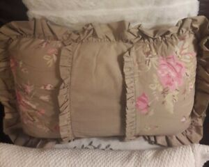 Rose Home Décor Pillows For Sale In Stock Ebay