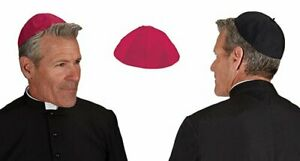 CLERGY ZUCCHETTO + VARIOUS COLORS AVAILABLE