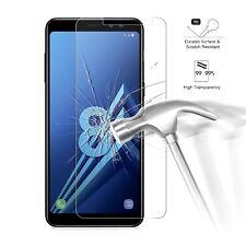 Pellicola Vetro Temperato per Samsung Galaxy A8 2018 Protezione Schermo o PANNO