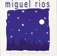 CD, MIGUEL RIOS - ROCK DE UNA NOCHE DE VERANO