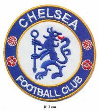 CHELSEA FC Patch Aufnäher Bügelbild Fußball Fussball football England