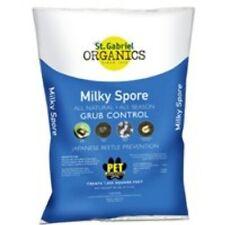 ST GABRIEL ORGANICS 80080-2 Milky Spore Grub Control Mix Pest Controller