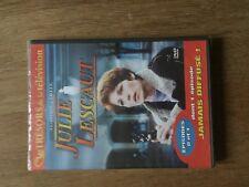 DVD SERIE TV JULIE LESCAUT episodes 0 & 1 genest  NEUF SOUS FILM