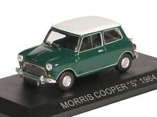 1:43 Altaya - Morris Cooper S Mk 1 1964 - racing green/white