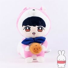 NEW KPOP Infinite Nam WooHyun Squirrel Plush Toy Stuffed Doll Fans Handmade