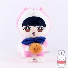 NEW KPOP Infinite Nam WooHyun Squirrel Plush Toy Stuffed Doll Fans Handmade