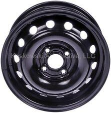 Dorman 939-162 14 Inch Steel Wheel Civic 01 02 03 04 05 42700S5DA01 Black