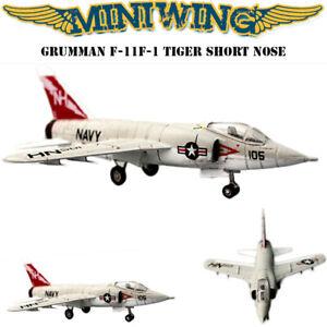 1/144 Miniwing Grumman F-11F-1 TIGER short nose US Navy - Resin Model Kit