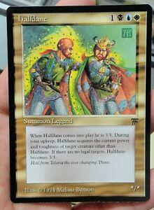 Vintage Magic | NM/MINT MTG Legends Halfdane, Commander, NO RESERVE!!!