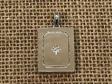Origami Owl Legacy Collection Silver Gratitude Locket - New & Authentic - LK2009