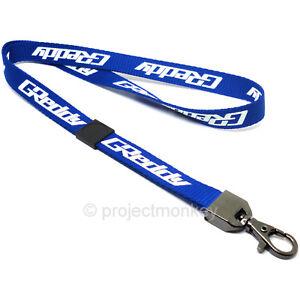 Greddy Glow In The Dark Lanyard Neck Strap Key Chain Keychain Trust JDM Genuine