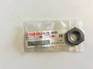 Nos Yamaha XT500 FZR1000 Nut 90179-18020