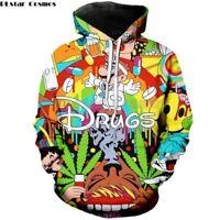 Drugs Hoodie Disney Hoodie Funny Hoodie Sweatshirt Pothead Doctor Mario Nintendo