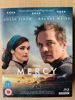 Colin Firth The MErcy 2017 Crowhurst Sailing True Drama UK Blu-ray w/ Slipcover