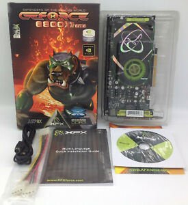 XFX NVIDIA GeForce 6800 XTreme 256MB DDR3 Video Graphics Card PVT42KUDE3