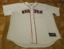 Boston Red Sox MLB Majestic Jersey #58 Men's XXL White Brand New