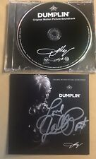 Dolly Parton Signed Autographed DUMPLIN CD  Sexy