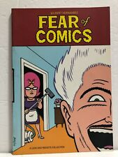 FEAR OF COMICS: A Love and Rockets Collection -Gilbert Hernandez (Paperback) NEW