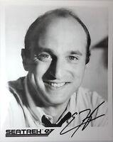 Star Trek Seatrek Autograph 8x10 Photo Signed by Eric Menyuk/Traveller(LHAU-505)