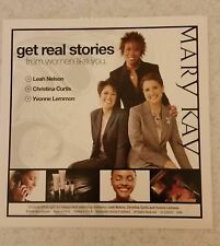 """Mary Kay Business Supplies - """"GET REAL STORIES from women like you"""" - New CD"""