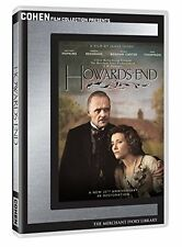 NEW Howards End (DVD)