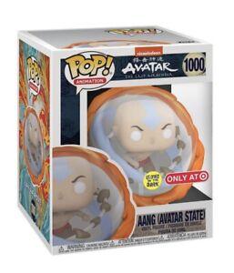 Funko POP Avatar Aang (Avatar State) GITD Target Exclusive Pre-Order Confirmed