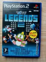 Taito Legends 2 (Sony PlayStation 2, 2006) - Tested - Complete - Retro Gaming