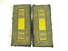 Pair of Captain Of Cavalry Shoulder Straps
