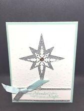 Handmade Christmas Star  Greeting Cards