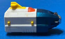VINTAGE YELLOW SPACE PROBER  FOR VOLTRON SPACE WARRIOR - DAIRUGGER!