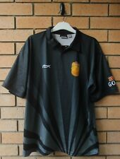 BNWT NEW ZEALAND BEACH CRICKET MEN'S REEBOK POLO SHIRT SIZE XL