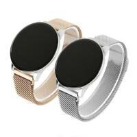 W8 Sport Bluetooth Smart Watch Herzfrequenz Sauerstoff Blutdruck Tracker