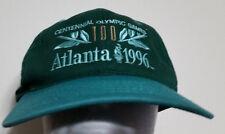 Olympics 1996 Atlanta Baseball Cap Hat Adjustable Trucker Snapback  # 1340